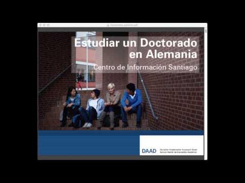 Estudiar un doctorado en Alemania