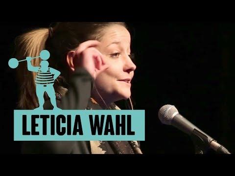 Leticia Wahl - Es ist schlimm